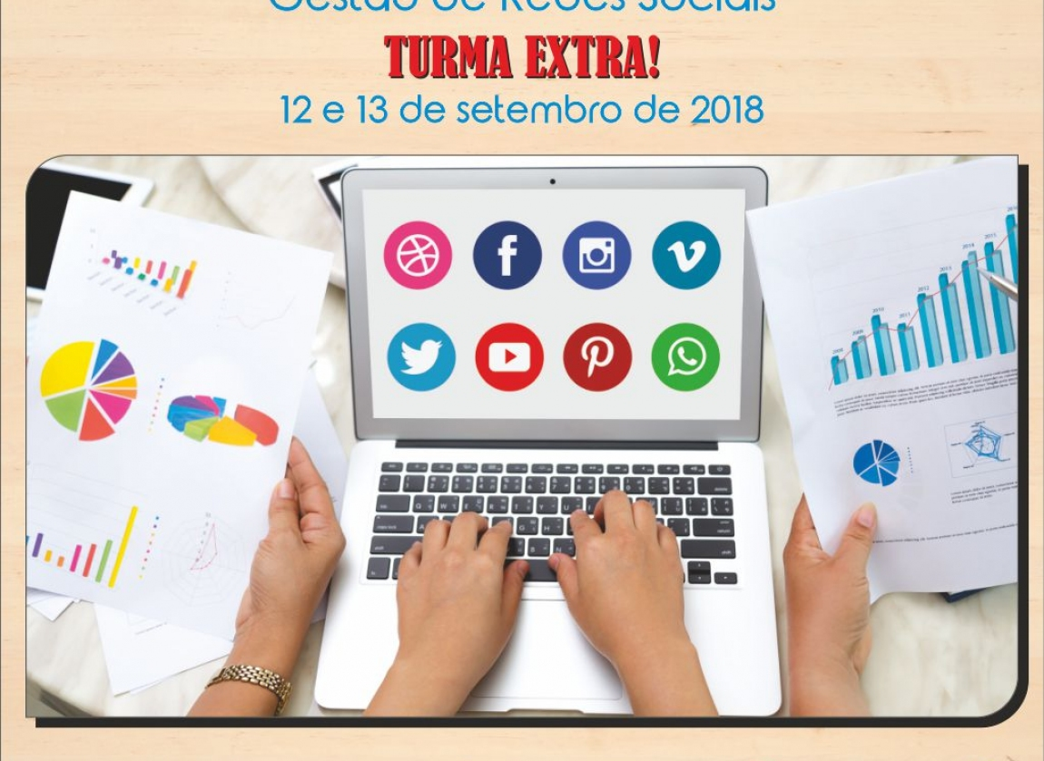 Oficina sobre Marketing Digital terá turma extra